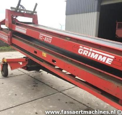 Grimme TC 8013 duoband