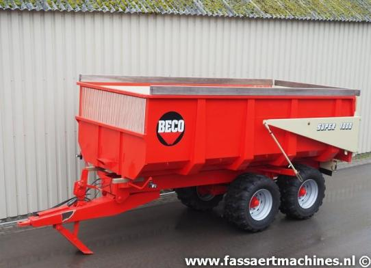 Beco Super 1000 kipper