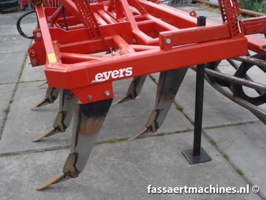 Evers Forest XL 9 tands cultivator