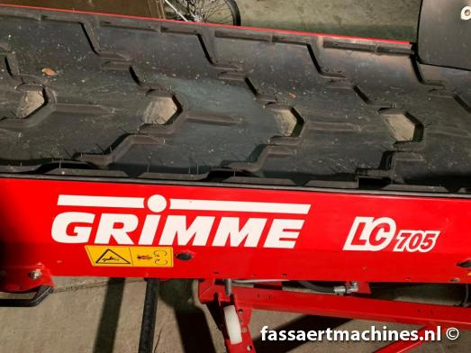 Grimme LC 705 opvoerband