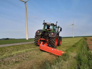 BOXER Agri AGF 240 Pro klepelmaaier
