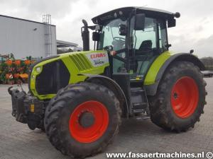 Claas Arion 530 Cmatic TIER 4