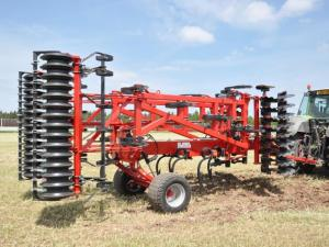 SMS Finisher 400  stoppelcultivator