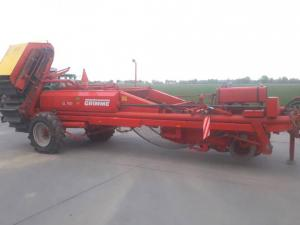 Grimme DL 1700 axiaalrooier