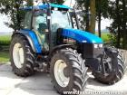 New Holland TS 115 SLE met fronthef